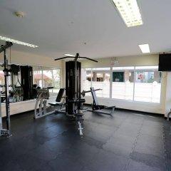 Отель Phuket Villa Patong Condo фитнесс-зал