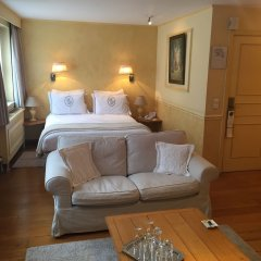 Hotel le Dixseptieme комната для гостей фото 4