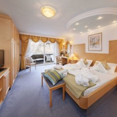 Wellness Parc Hotel Ruipacherhof Тироло комната для гостей фото 15