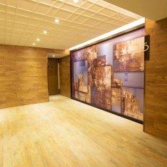 Отель Yingshang Dongmen Branch Шэньчжэнь фитнесс-зал