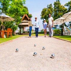 Отель Ibis Bangkok Riverside спортивное сооружение