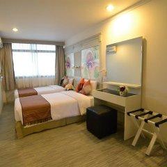 Отель Pratunam City Inn Бангкок детские мероприятия фото 2