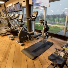 Отель Spa Tervise Paradiis фитнесс-зал фото 3