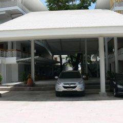 Отель White Sand Samui Resort Таиланд, Самуи - отзывы, цены и фото номеров - забронировать отель White Sand Samui Resort онлайн парковка