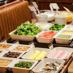 Отель UNIZO Tokyo Ginza-itchome Япония, Токио - отзывы, цены и фото номеров - забронировать отель UNIZO Tokyo Ginza-itchome онлайн питание фото 2