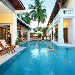 Ha An Hotel бассейн