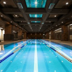 Отель W Seoul Walkerhill Южная Корея, Сеул - отзывы, цены и фото номеров - забронировать отель W Seoul Walkerhill онлайн бассейн фото 2