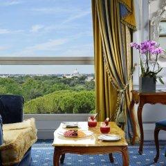 Отель Parco dei Principi Grand Hotel & SPA Италия, Рим - 7 отзывов об отеле, цены и фото номеров - забронировать отель Parco dei Principi Grand Hotel & SPA онлайн фото 5