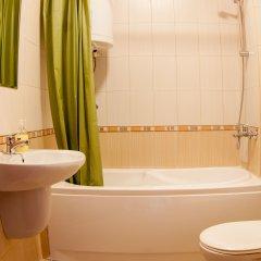 Отель Ruby Tower Apartments Болгария, Банско - отзывы, цены и фото номеров - забронировать отель Ruby Tower Apartments онлайн ванная фото 2