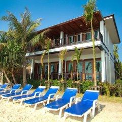 Отель Cabana Lipe Beach Resort пляж фото 2