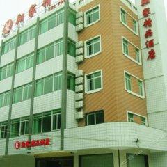 Отель Xiamen Xiang An Boutique Hotel Китай, Сямынь - отзывы, цены и фото номеров - забронировать отель Xiamen Xiang An Boutique Hotel онлайн вид на фасад фото 2