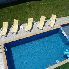 Hotel Saga Равда бассейн