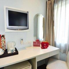 Отель Zen Rooms Ratchadaphisek Soi Sukruamkan Бангкок удобства в номере