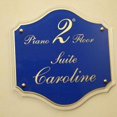 Отель Caroline Suite Италия, Рим - отзывы, цены и фото номеров - забронировать отель Caroline Suite онлайн интерьер отеля фото 2