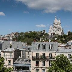 Отель Le Régent Montmartre by Hiphophostels фото 3