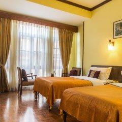 Отель Excelsior Непал, Катманду - отзывы, цены и фото номеров - забронировать отель Excelsior онлайн комната для гостей фото 2