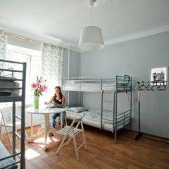 Хостел Domino комната для гостей фото 2