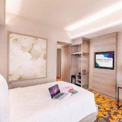 Отель Royal Plaza On Scotts Сингапур, Сингапур - отзывы, цены и фото номеров - забронировать отель Royal Plaza On Scotts онлайн комната для гостей фото 5