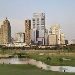 Отель The St. Regis Bangkok Бангкок приотельная территория