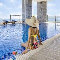 Отель Xavia Hotel Вьетнам, Нячанг - 1 отзыв об отеле, цены и фото номеров - забронировать отель Xavia Hotel онлайн бассейн фото 3