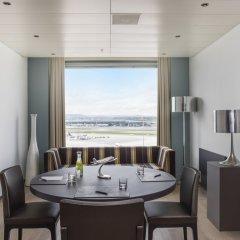 Отель Radisson Blu Hotel Zurich Airport Швейцария, Цюрих - 1 отзыв об отеле, цены и фото номеров - забронировать отель Radisson Blu Hotel Zurich Airport онлайн помещение для мероприятий