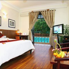 Отель Memority Hotel Вьетнам, Хойан - отзывы, цены и фото номеров - забронировать отель Memority Hotel онлайн комната для гостей фото 5