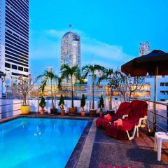 Отель Admiral Suites Sukhumvit 22 By Compass Hospitality Бангкок фото 9