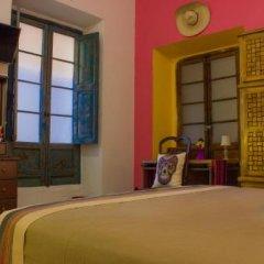 Отель Casona Tlaquepaque Temazcal y Spa комната для гостей фото 5