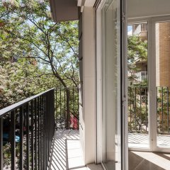 Апартаменты Kirei Apartment Na Jordana балкон