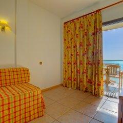 Отель SBH Club Paraíso Playa - All Inclusive комната для гостей фото 3