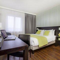 Отель Citadines Sainte-Catherine Brussels комната для гостей фото 4
