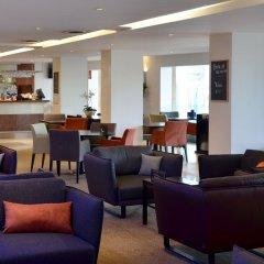 Отель Radisson Blu Astrid Антверпен интерьер отеля