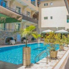 City Hill Hotel бассейн фото 3