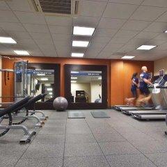 Отель Hampton Inn & Suites Columbus - Downtown фитнесс-зал фото 2