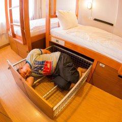 Pak-Up Hostel удобства в номере