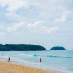 Отель Baumancasa Beach Resort пляж фото 2