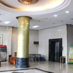 Haojing Hotel интерьер отеля