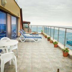 Отель Бижу Болгария, Равда - отзывы, цены и фото номеров - забронировать отель Бижу онлайн балкон