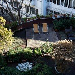 Gallery Residence & Hotel Турция, Стамбул - отзывы, цены и фото номеров - забронировать отель Gallery Residence & Hotel онлайн балкон