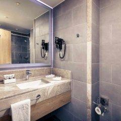 Гостиница Меркюр Нижний Новгород Центр ванная