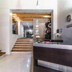 Отель Exe Cities Reforma Мексика, Мехико - отзывы, цены и фото номеров - забронировать отель Exe Cities Reforma онлайн интерьер отеля