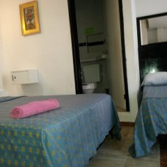 Отель Hacienda Agua Azul Мексика, Плая-дель-Кармен - отзывы, цены и фото номеров - забронировать отель Hacienda Agua Azul онлайн комната для гостей фото 3