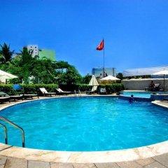 Отель The Light Hotel & Spa Вьетнам, Нячанг - 1 отзыв об отеле, цены и фото номеров - забронировать отель The Light Hotel & Spa онлайн бассейн фото 3
