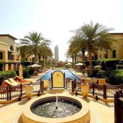 Отель DHH - Al Tajer Дубай бассейн