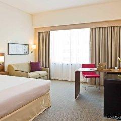 Отель Novotel Dubai Deira City Centre комната для гостей фото 3