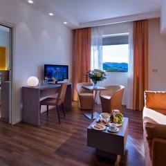 Отель Terme Bristol Buja Италия, Абано-Терме - 2 отзыва об отеле, цены и фото номеров - забронировать отель Terme Bristol Buja онлайн комната для гостей фото 4