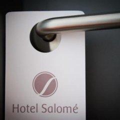 Hotel Salomé сейф в номере