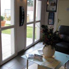 Отель Appart'City Lyon Villeurbanne интерьер отеля фото 2