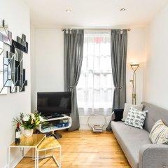 Апартаменты Warren Street Apartments комната для гостей фото 4