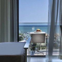 Hotel Merano Римини балкон